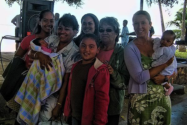 Easter Sunrise Service – 2007